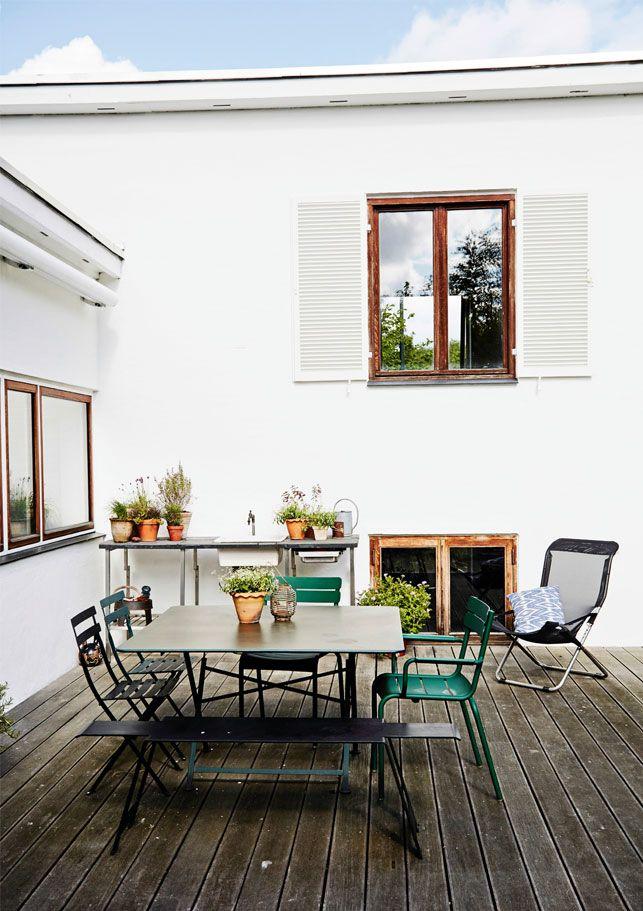 Best 25+ Scandinavian outdoor dining furniture ideas on Pinterest   Scandinavian  outdoor lounge furniture, Scandinavian outdoor dining chairs and ...