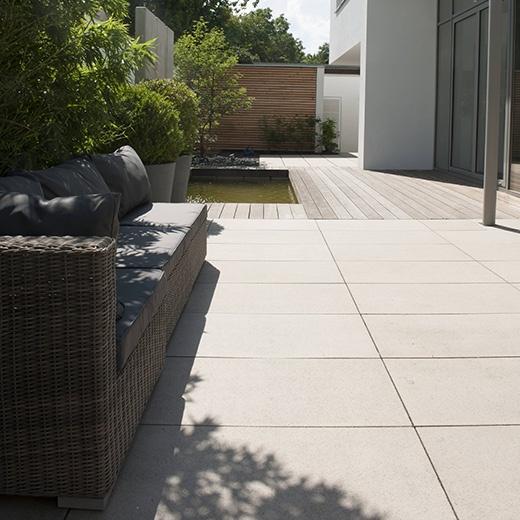 senzo pflaster f r garten und haus terrasse pinterest. Black Bedroom Furniture Sets. Home Design Ideas