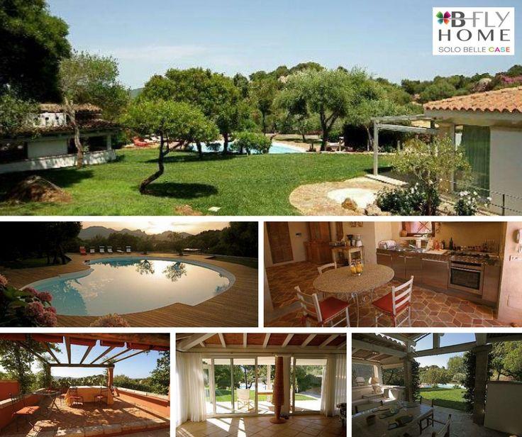 Proponiamo a Porto Rotondo, Olbia, nelle immediate vicinanze del centro e del porto turistico, prestigiosa villa di 500mq con piscina e ampio parco privato. In vendita a €6.500.000.