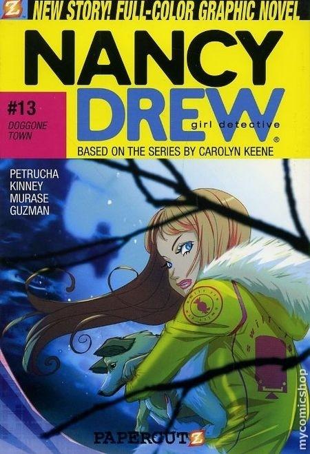 Nancy Drew #13 - Doggone Town (Graphic Novel)