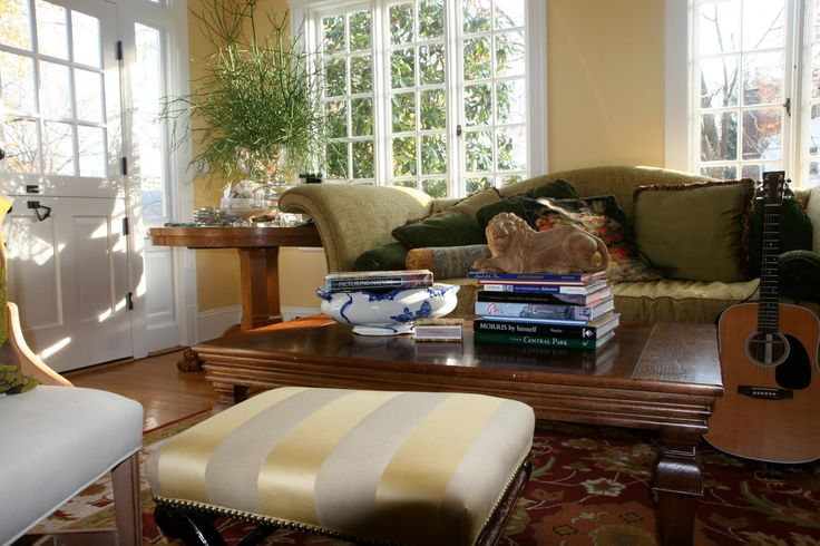 Living Room Decorating Ideas American Style