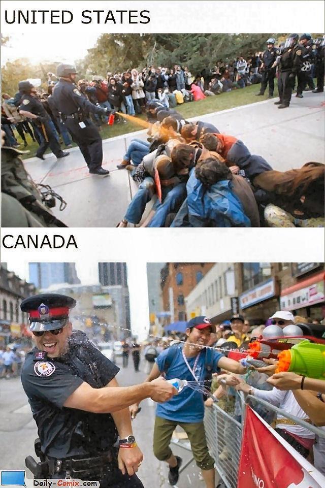 Canadians...