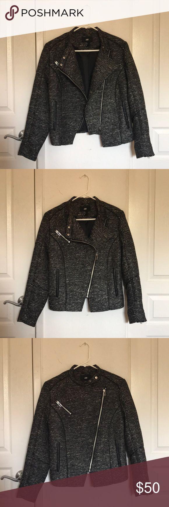 H&M Bomber Jacket Bomber jacket, Jackets, Clothes design