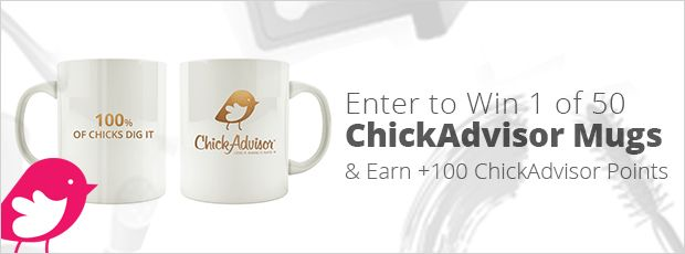 Win+a+ChickAdvisor+Mug!