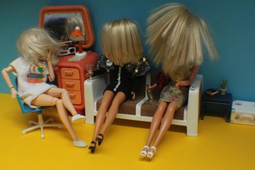 blondes  © pirzutronics