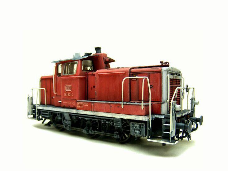 Locomotiva tedesca da manova V60