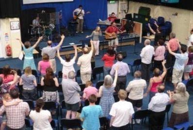 Charismatic prayer groups dublin