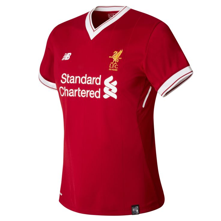 PRE-ORDER Liverpool FC Ladies Home S/S Shirt Jersey 2017/2018