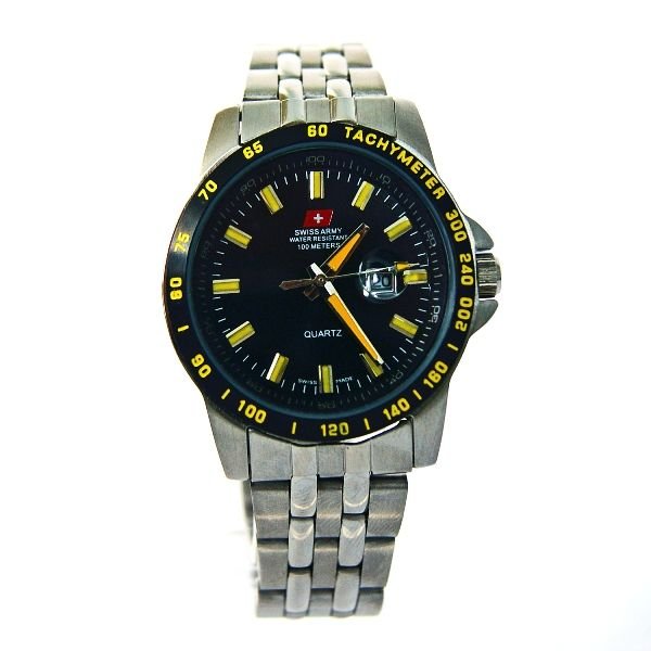 Swiss Army Ladies Sport SA HCC 1188L SS YELLOW |  #jam tangan #toko belanja online fashion #toko online jam tangan #jam tangan swiss army #