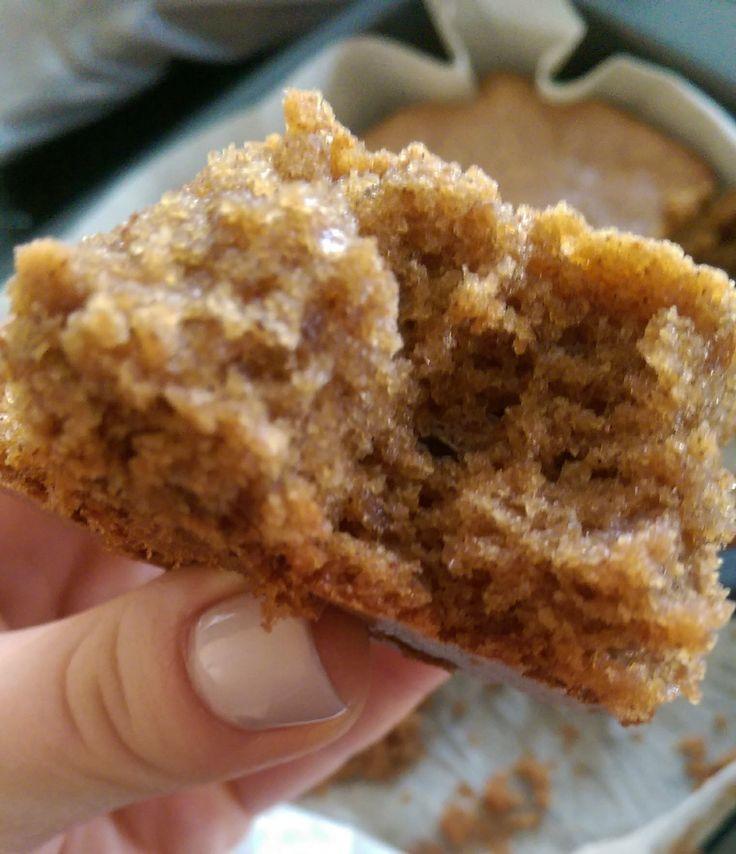 Nut butter Gingerbread. New favourite! #glutenfree #dairyfree #refinedsugarfree #maplesyrup #almondbutter #gingerbread #holidaybaking #easy