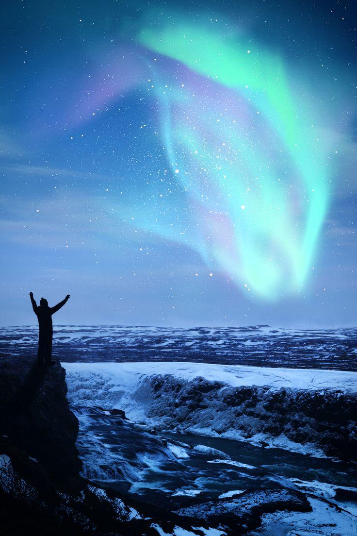 Ein Mal im Leben muss man sie gesehen haben: die legendären Nordlichter. Auf Island habt ihr dafür gute Chancen! Und auch der Rest des Landes ist einfach atemberaubend schön!