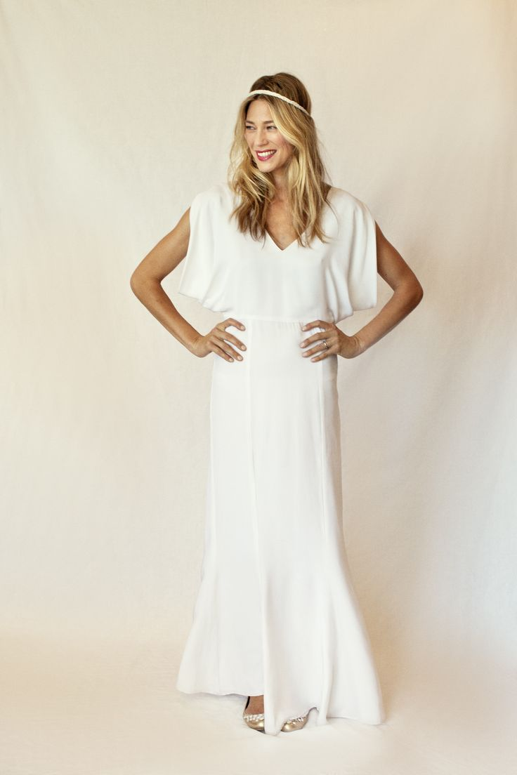 Stone Fox Bride | collections  I like the bodice and sleeves on this dress.