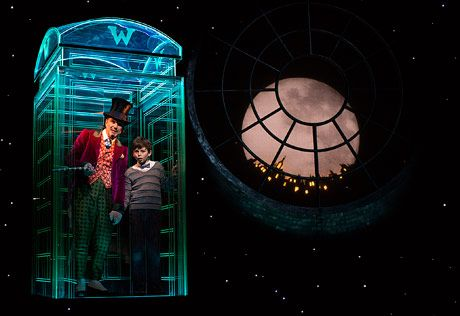 Charlie and the Chocolate Factory Theatre Breaks, tickets and ...