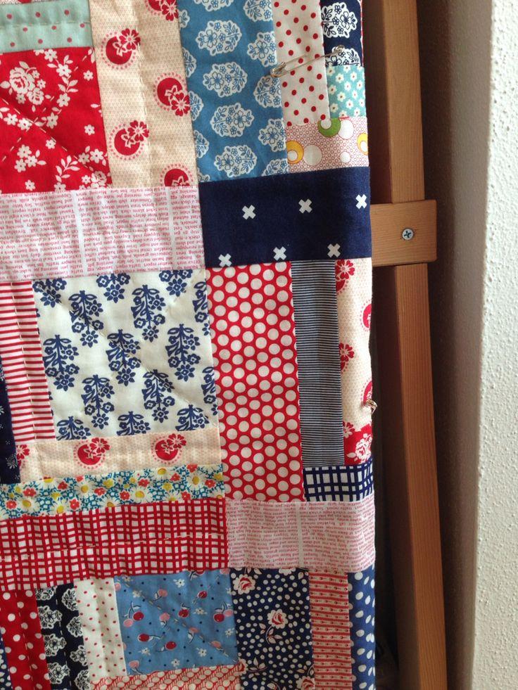 Emma's Quilt.  Treehouse Textiles.