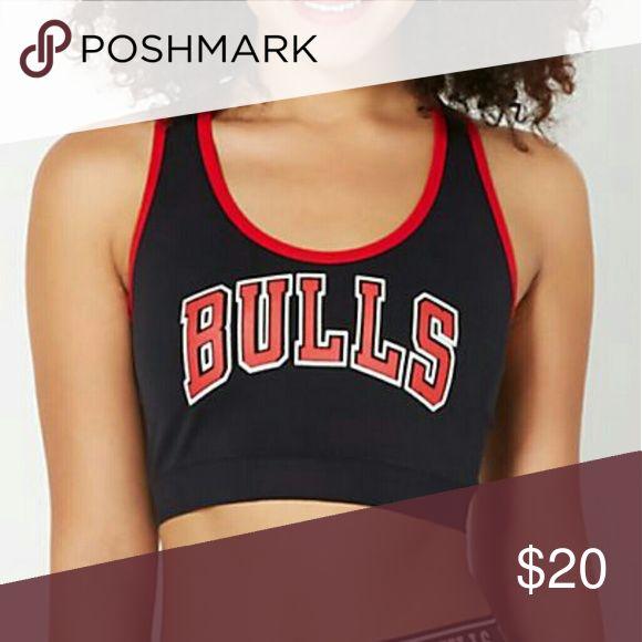 NBA  BULLS BRALETT NBA  Bulls bralette NBA Other https://bellanblue.com