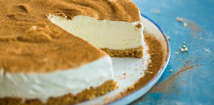 SUNDAY TIMES - How to make a creamy & delicious milk-tart ice-cream cake