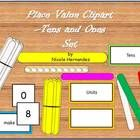 This is a teacher's solution to teaching place value to first graders. I have included all that you need to make your own resources for the teachin...