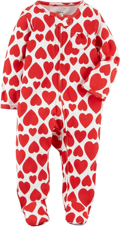 606848205 CARTERS Carter s Valentine S Day Sleep and Play - Baby