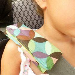 Protection ceinture de sécurité - tuto