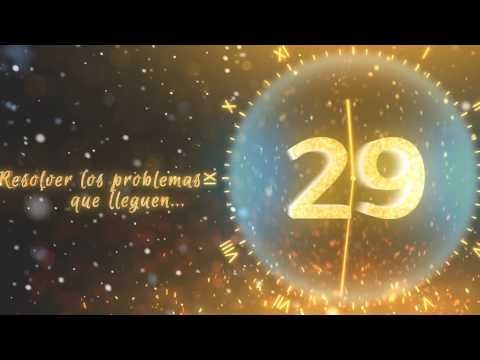Feliz Año 2017 Video tarjeta para compartir - YouTube