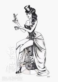 Image result for burlesque tattoo