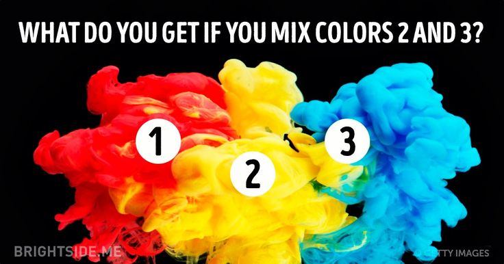 Only 4% of people in the whole world can pass this color test