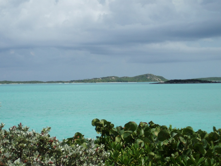 Stocking Island, Exuma, Bahamas