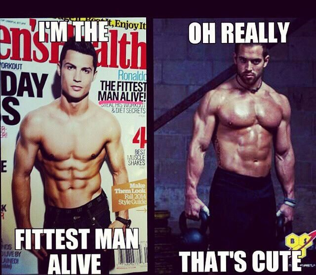 Rich Froning fittest man alive