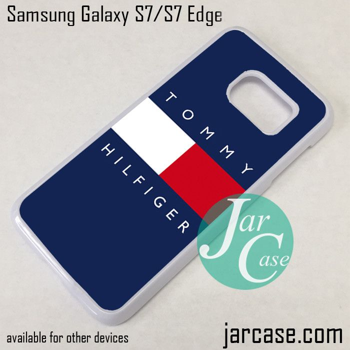 Tommy Hilfiger Phone Case for Samsung Galaxy S7 & S7 Edge