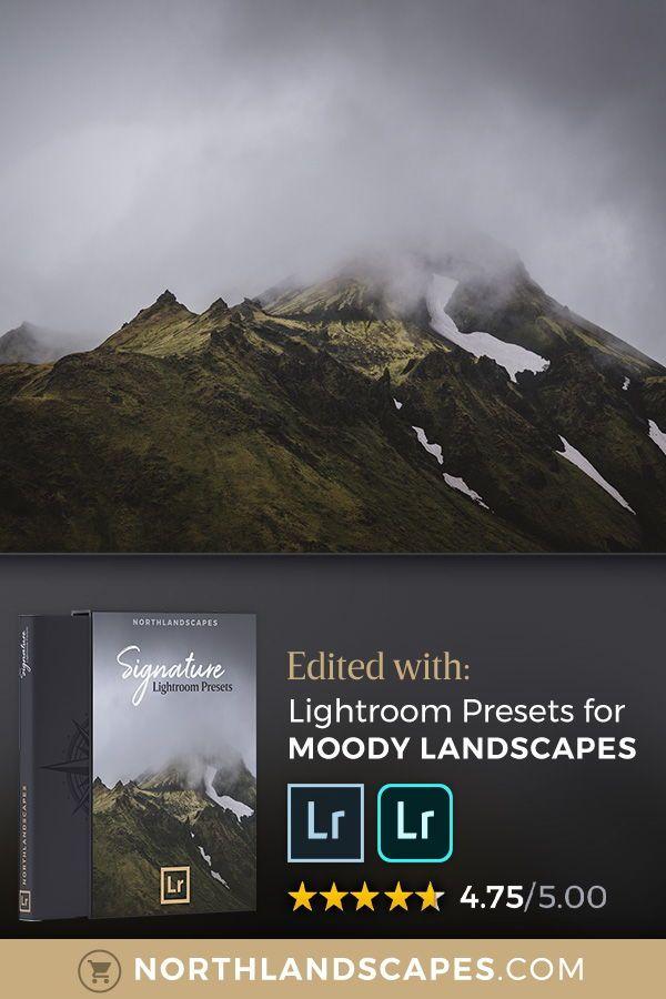 Pin On Lightroom Presets For Landscape Photography
