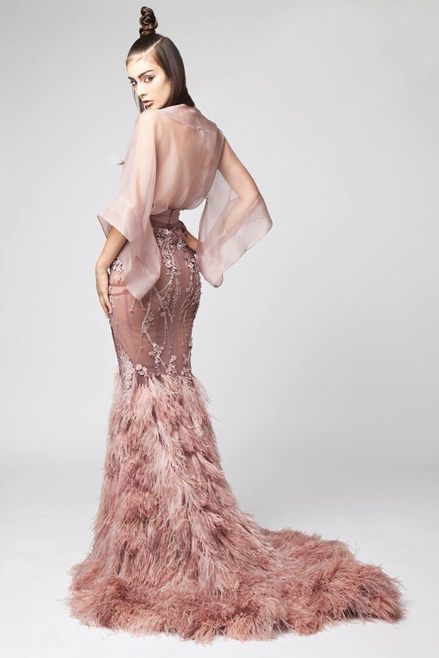 Elio Abou Fayssal - Spring/Summer Couture 2016