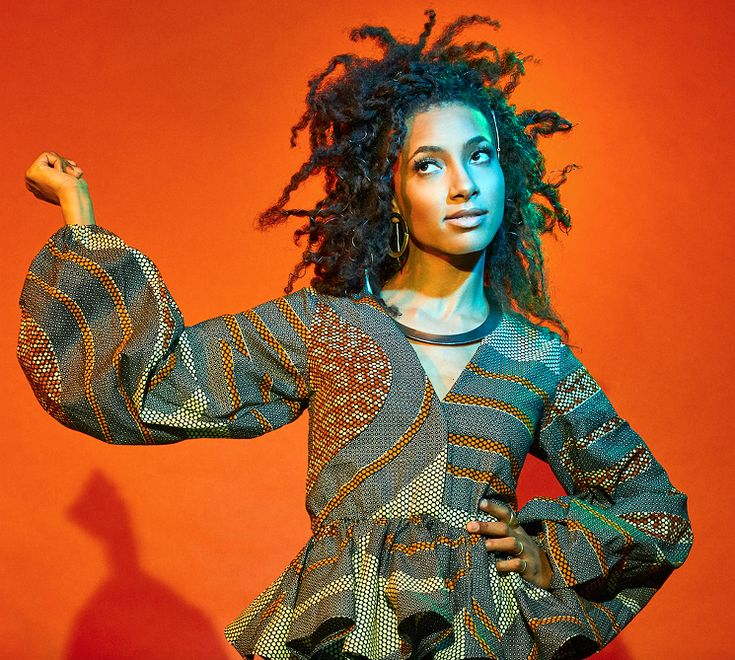 Grammy-Winning Bassist Esperanza Spalding Is Back Onstage With a New Album — And Her Own Special Kind of Style