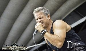 Interview with Jon Stevens (Vocals) (The Dead Daisies, former INXS)