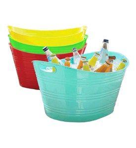 Plastic Beverage Tub Image