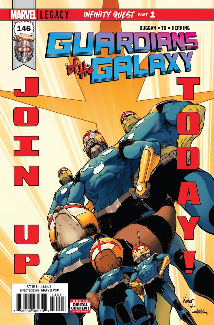 Marvel HQ Em Geral: Guardiões da Galáxia (2015)   Guardião