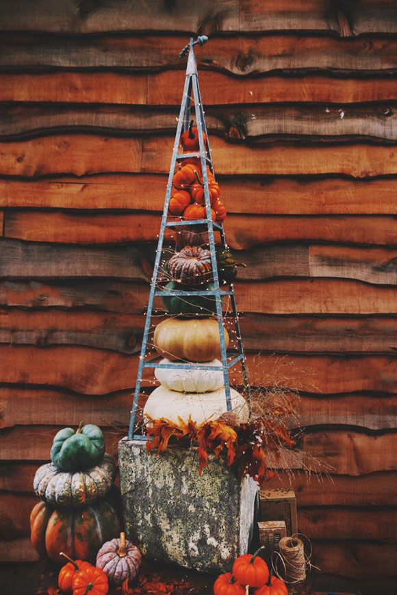 Fall Pumpkin Decor Inspiration With Terrain