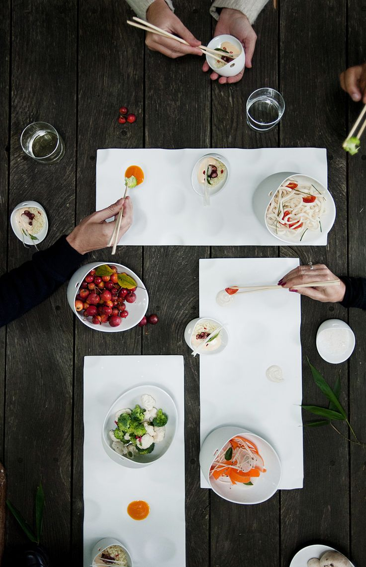 Cookplay – THE FIRST TABLEWARE FOR THE GLOBAL GASTRONOMY DESIGNING CASUAL AND PLAYFUL CULINARY DISPLAYS WITH COOKPLAY