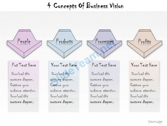7 best hand drawn funnels powerpoint templates slides images on 1013 business ppt diagram 4 concepts of business vision powerpoint template powerpoint templates toneelgroepblik Gallery