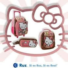 Resultado de imagen para mochilas ruz