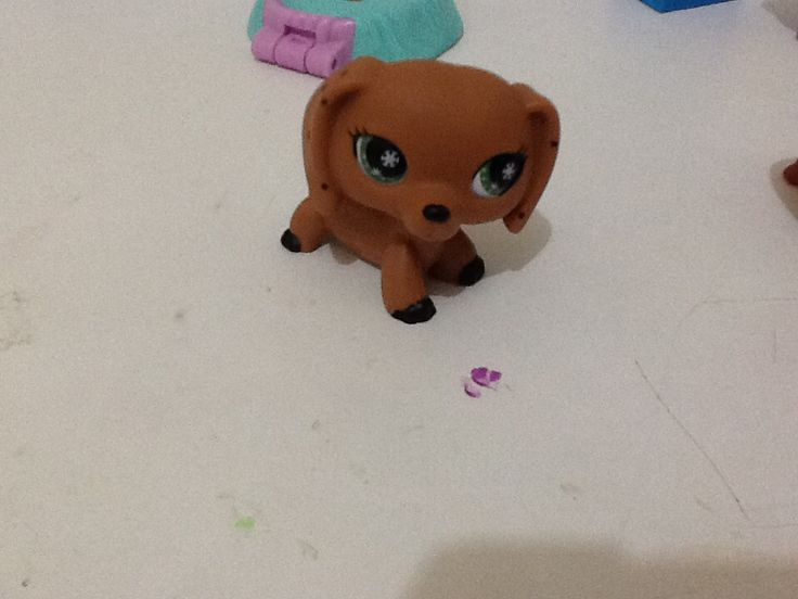 Cute monopoly Lps!!! This weeks colour is brown