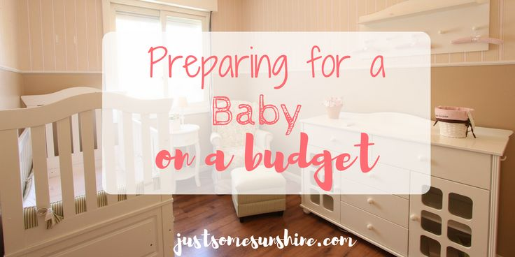 Babies cost money, but having one doesn't have to drain your bank account. Here are a few ways you can prepare for baby on a budget.