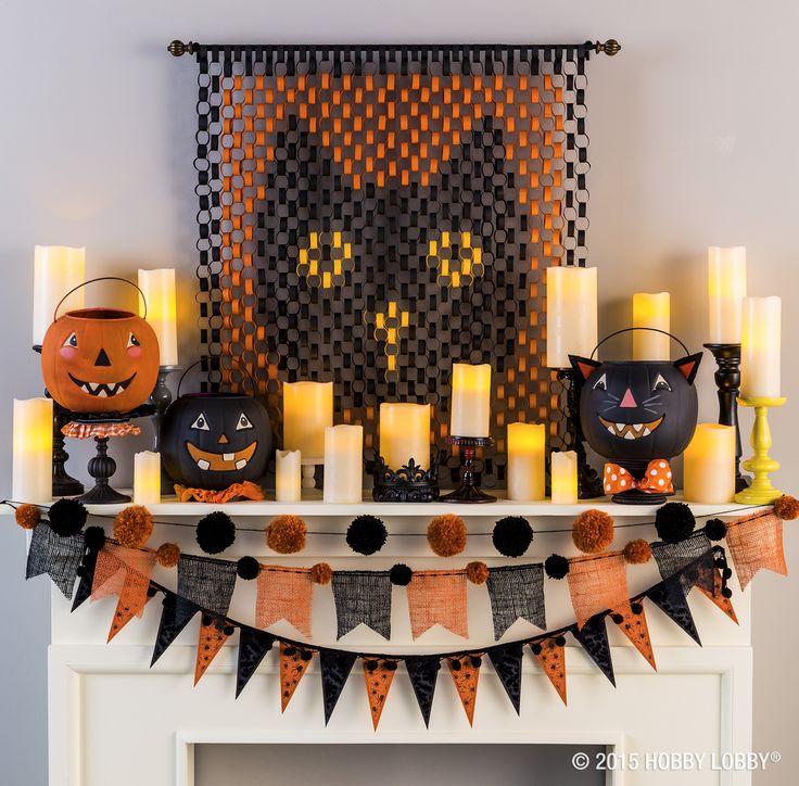 5001 best Halloween images by Natalie Tessari on Pinterest - hobby lobby halloween decor