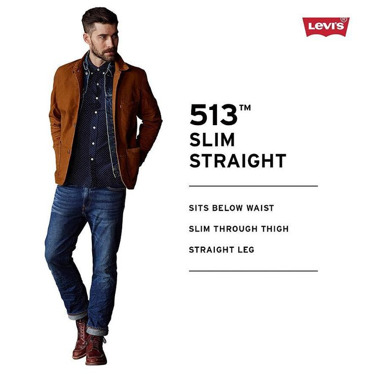 New Mens Levis 513 Slim Straight Jeans Priority Ship