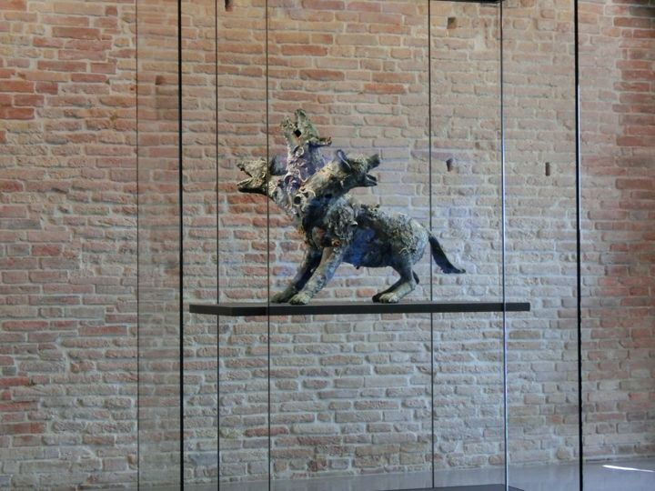 Damien Hirst, Treasures from the Wreck of the Unbelievable, Punta della Dogana, Venice