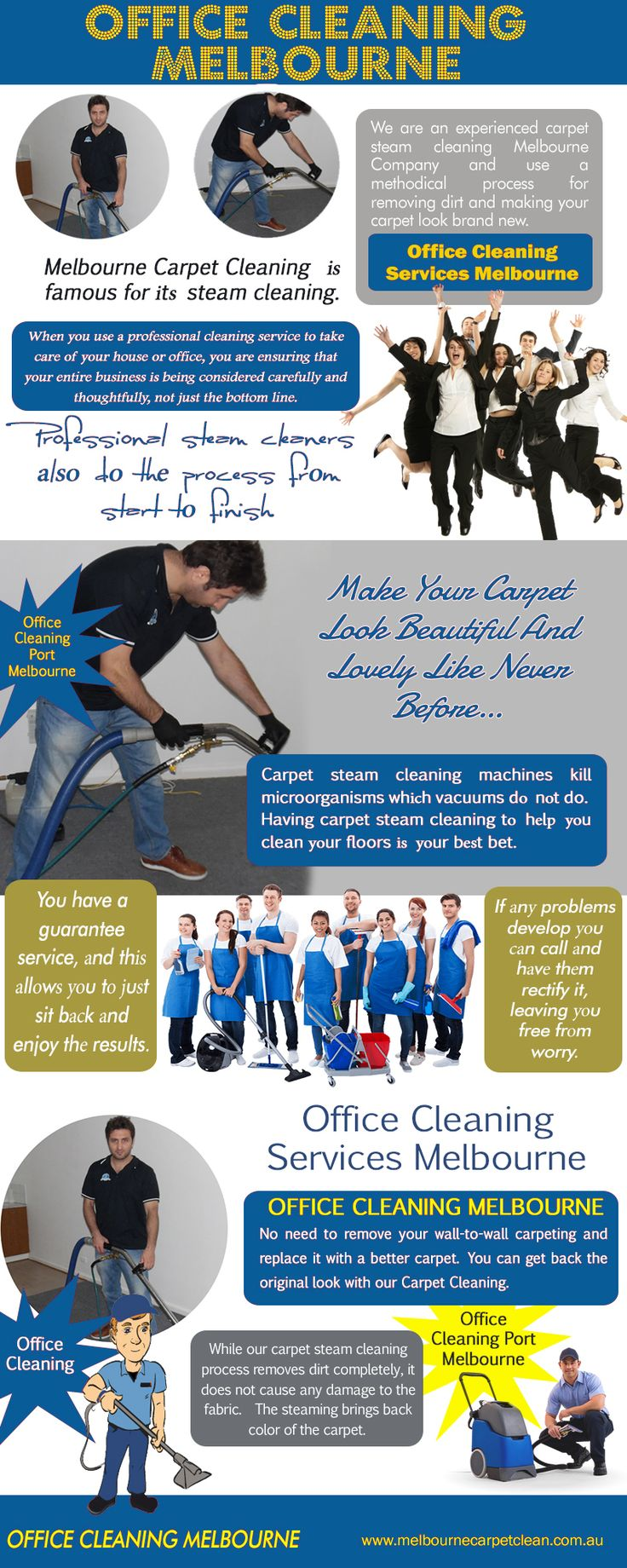 Taking care and commercially melbourne carpet cleaning for your carpets on regular basis will extend the growth of your