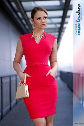 fd0e4cd7ef Mystic Day divatnagyker 2018 női ruhák Madár Veronika#76634 image ...