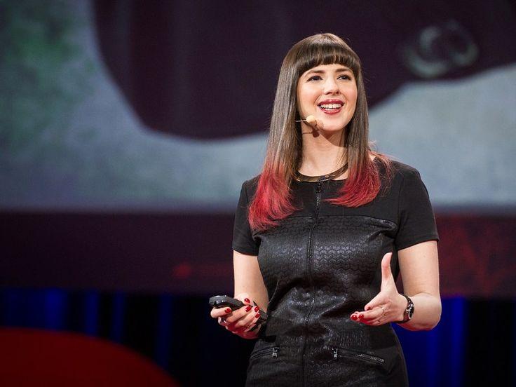 Keren Elazari: Hackers: the Internet's immune system | Talk Video | TED.com