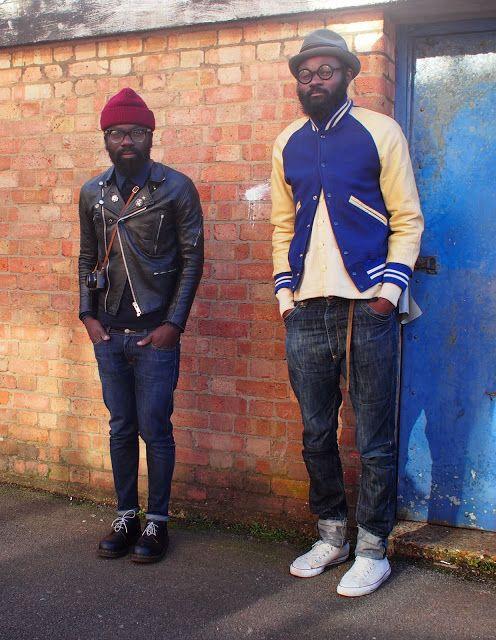 Sam Lambert and Shaka Maidoh 2014 |