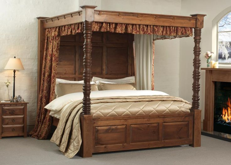 Luxury Poster Beds 11 best four poster beds images on pinterest | four poster beds