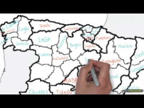 PROVINCIAS Y CAPITALES - YouTube